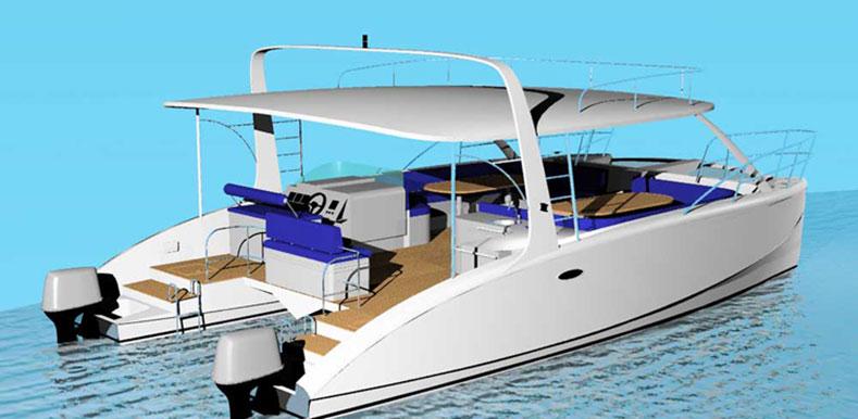 Catamarans Andaman Boatyard